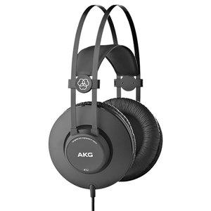 AKG K52 koptelefoon gesloten zwart