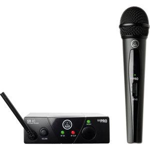 AKG WMS40 Mini vocal set draadloze microfoon ISM2