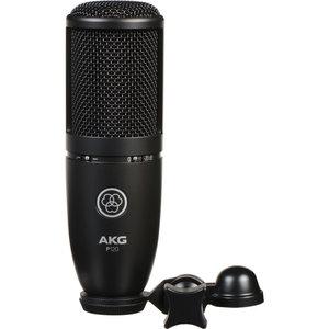 AKG P120 Grootmembraan condensator microfoon