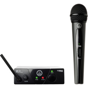 AKG WMS40 Mini vocal set draadloze microfoon ISM3