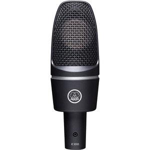AKG C3000 condensator microfoon grootmembraan