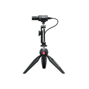 Shure Motiv MV88+ video kit voor mobiel opnemen