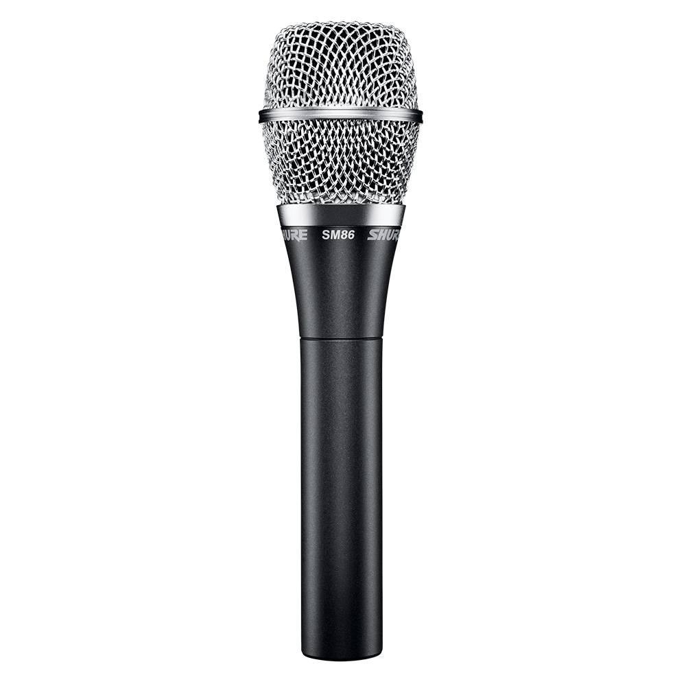 Shure SM86 Cardioide condensator zang microfoon