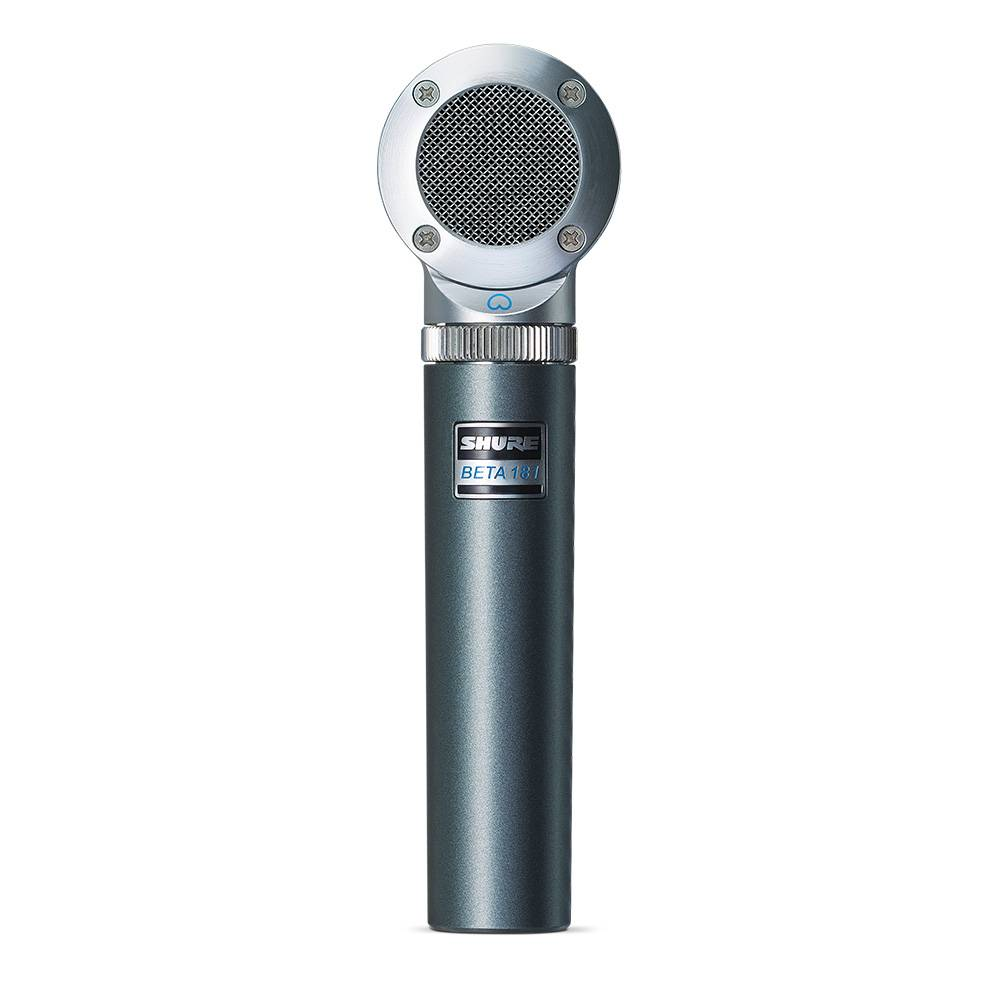 Shure Beta 181-C cardioide condensator instrument microfoon