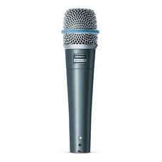 Shure Beta 57A Dynamische instrumentmicrofoon