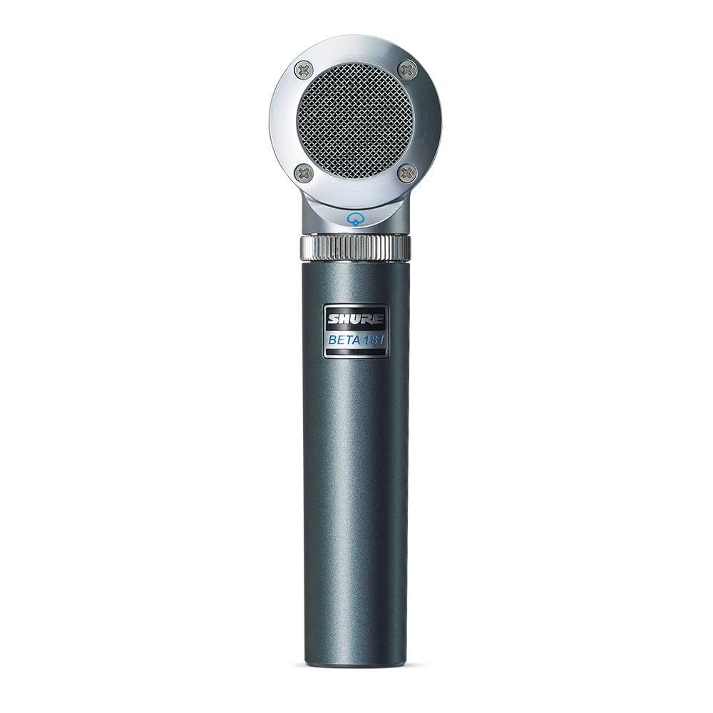 Shure Beta 181S Super-cardioide condensator instrument microfoon