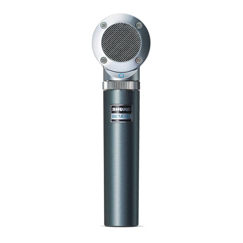 Shure Beta 181O Omnidirectionele condensator instrument microfoon