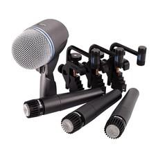 Shure DMK57-52 Drummicrofoonset