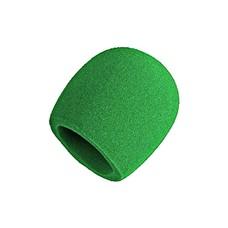 Shure Plopkap voor SM58/Beta58A/SM48/565SD groen