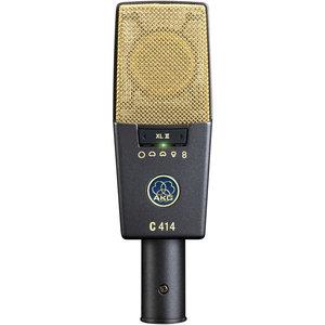 AKG C414 XLII Grootmembraan condensator microfoon