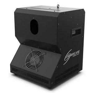 Chauvet DJ Hurricane Bubble Haze bellenblaasmachine en hazer