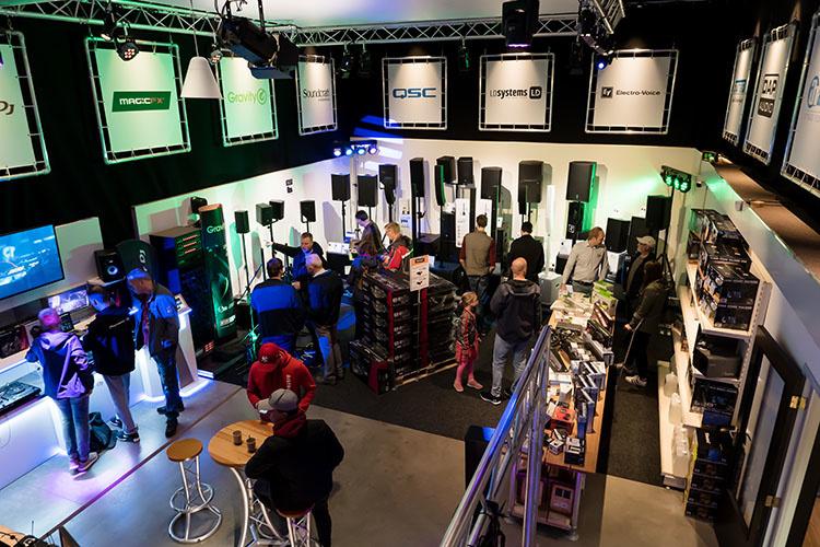 Showroom Fritz-Events Cuijk