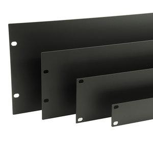 Penn Elcom R1275/1Uk aluminium blindplaat 1HE plat