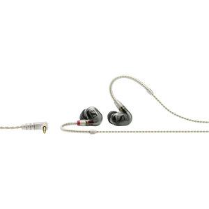 Sennheiser IE 500 Pro Smoky Black in-ear oordoppen Smoky zwart