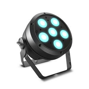 Cameo ROOT PAR 6 LED par 6 x 12W RGBAW + UV