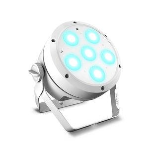 Cameo ROOT PAR 6 WH LED par wit 6 x 12W RGBAW + UV