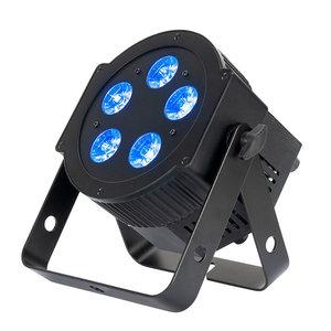 American DJ 5PX HEX LED par 5 x 12W RGBAW + UV