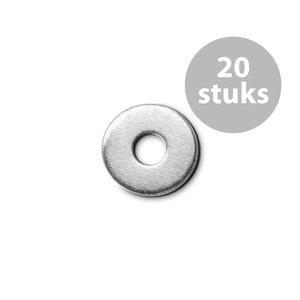 Adam Hall 56515 M5 revet 5x15mm staal (20 stuks)