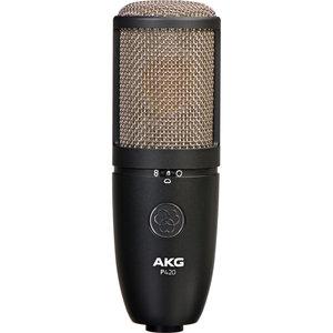 AKG P420 Grootmembraan condensator microfoon