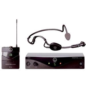 AKG Perception Wireless Sports set band D draadloos headset systeem