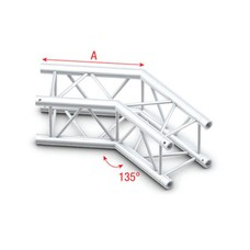 Showtec DQ22 Decotruss 005 hoek 135g