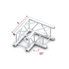 Showtec DQ22 Decotruss 003 hoek 90g