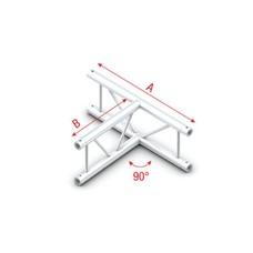 Showtec FS30 Ladder truss 3-weg verticaal T-stuk