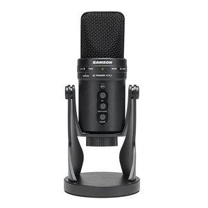 G-Track Pro USB microfoon met audio interface