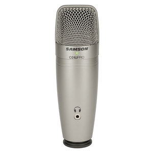 C01U Pro USB Studio condensator microfoon