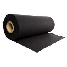 Admiral Podiumrok scheurdoek 60cm x 60m zwart