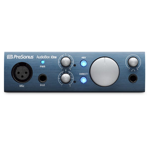 PreSonus AudioBox iOne USB audio interface
