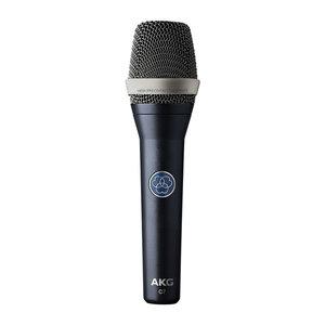 AKG C7 condensator zang- en spraakmicrofoon