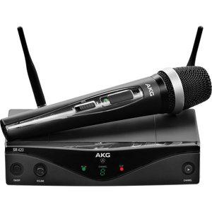 AKG WMS420 Vocal Set Band U2 draadloos microfoon systeem