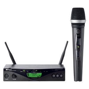 AKG WMS470 Vocal Set D5 Band 9 draadloos microfoon systeem