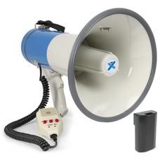 Vexus MEG065 Megafoon 65W USB/SD/accu/opname/sirene/microfoon