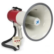 Vexus MEG050 Megafoon 50W opname/sirene/microfoon
