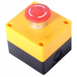 Beamz Laser noodknop