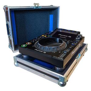 Audio Casez Flightcase voor Pioneer CDJ-3000