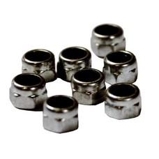 Neutrik Moertje M3 zilver (250 stuks)