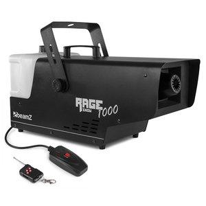 Beamz Rage 1000 sneeuwmachine met draadloze afstandsbediening