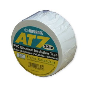 Advance AT7 PVC Tape 38mm 33m wit