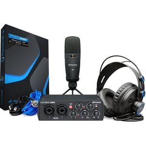 PreSonus AudioBox 96 Studio audio interface set