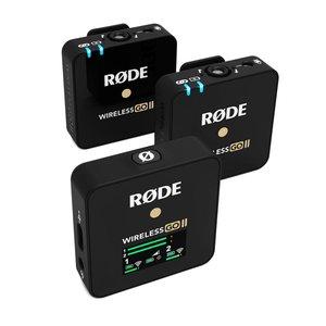 Rode Wireless GO II draadloos microfoonsysteem