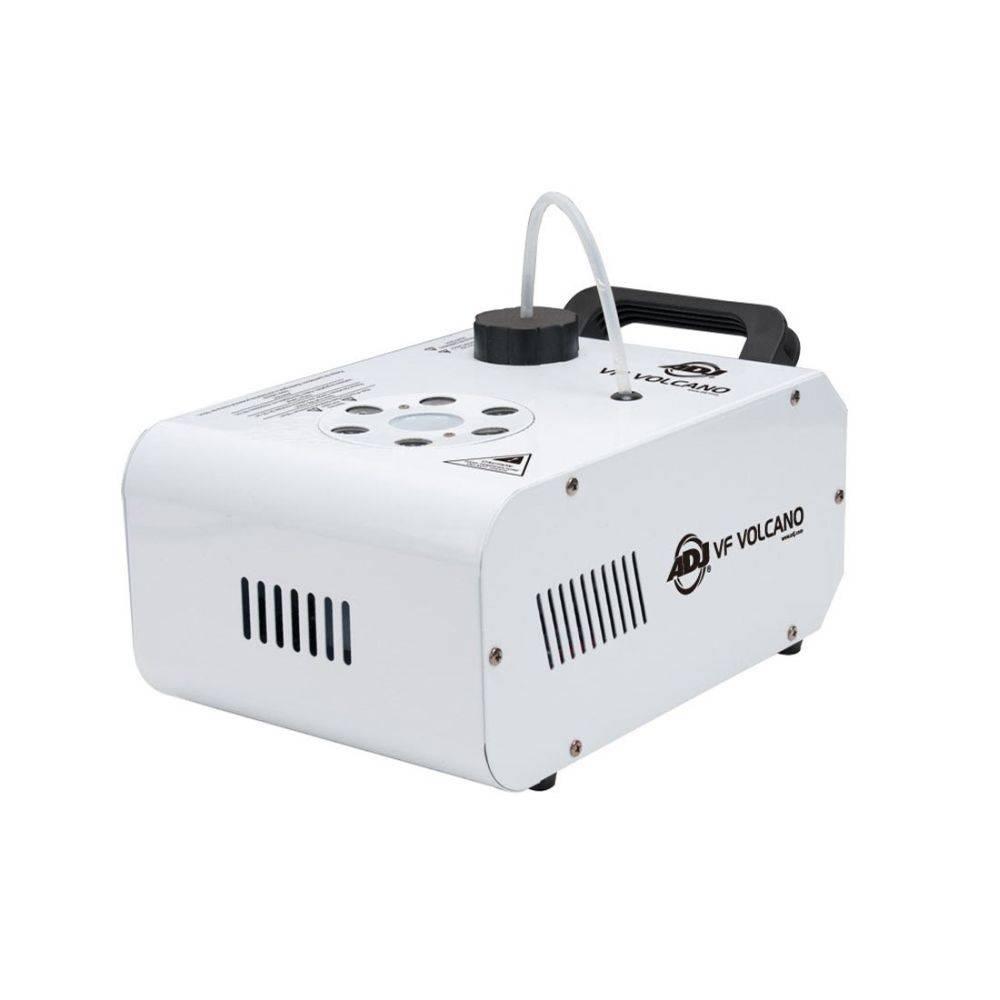 American DJ VF Volcano verticale rookmachine met RGB LEDs