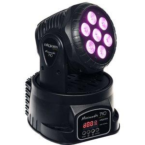 Algam Lighting MiniWash710 LED moving head 7x 10W RGBW
