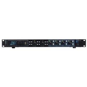 Audiophony PMX34 zonemixer & mediaspeler met usb, bt & tuner