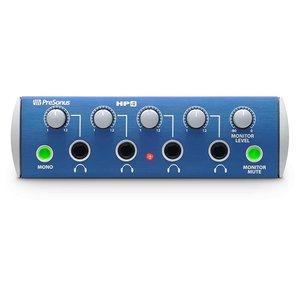 PreSonus HP4 4-kanaals koptelefoonversterker