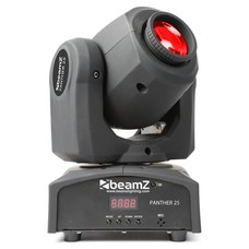 Beamz Panther 25 Spot LED moving-head