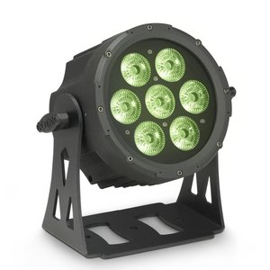 Cameo Flat Pro 7 XS 7 x 8W RGBW platte LED-par indoor
