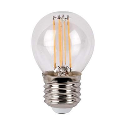Showtec E27 2W LED Lamp warmwit